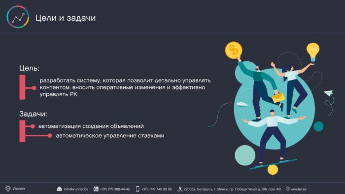 Автоматизировали контекстную рекламу для крупного медиасервиса - VOKA